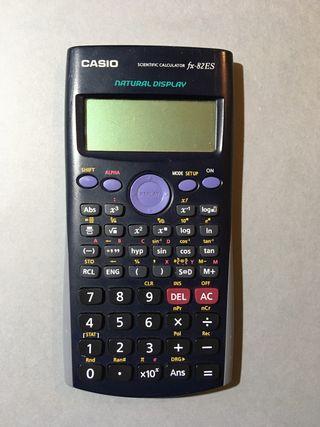 Calculadora CASIO Fx-82ES