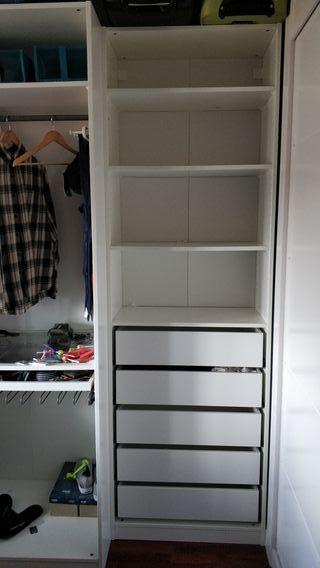 armario de Ikea pax