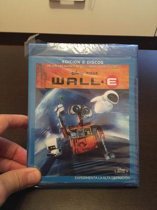 Wall E - Película Blu-ray