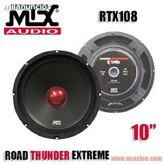 Altavoces coche MTX