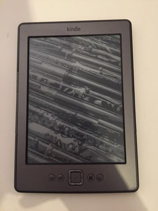 Kindle electrónico