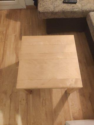 Mesa LACK color madera