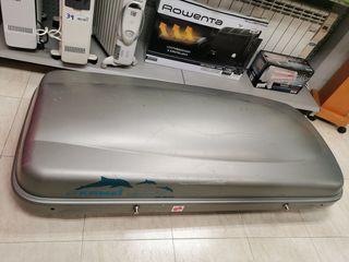 Cofre de Techo Ekamei Delphin 320L