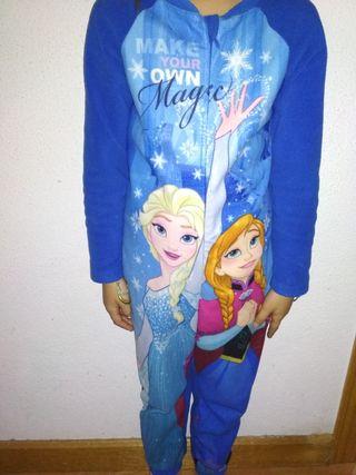 pijama Elsa y Ana