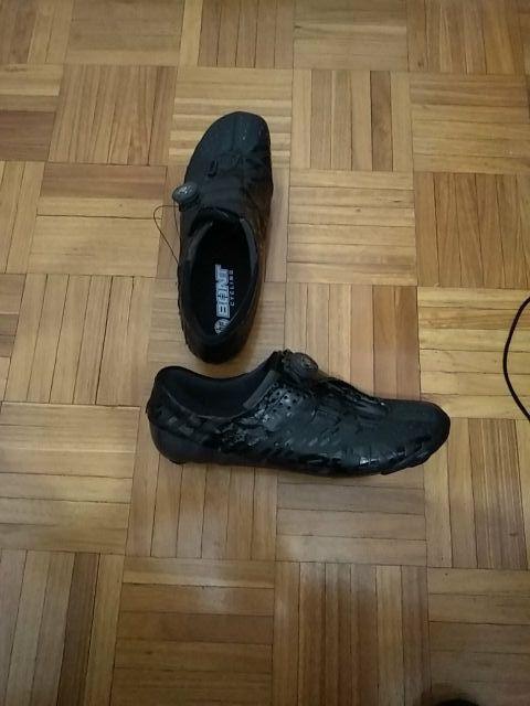 Zapatillas de carretera Bont Helix talla 47.