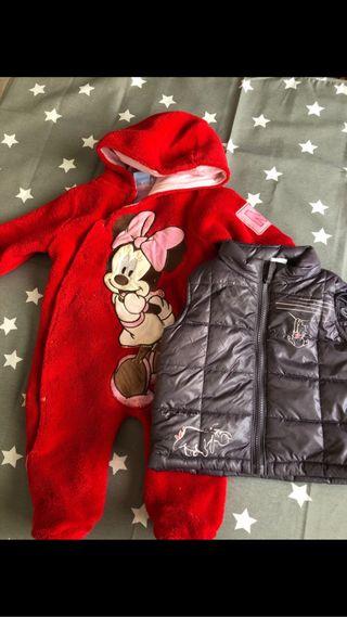Superlote de ropa niña 2-3 años