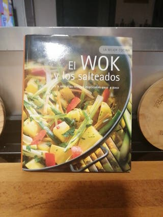 libro para Wok