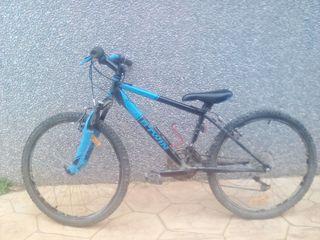 bicicleta b-twin Decathlon