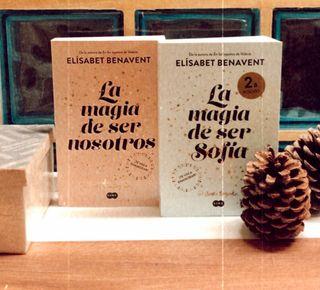 La magia de ser Sofia 1 y 2 Elísabet Benavent
