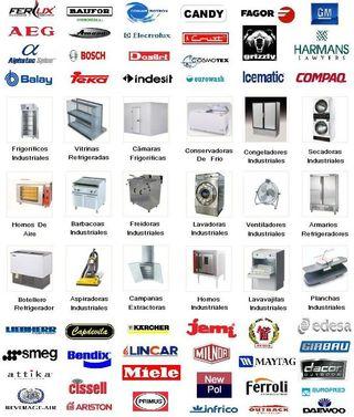 Reparación de electrodomésticos y electrónico