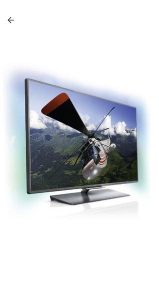 "tv Philips Led 46"" 8000 fullHD oferta en INCA"