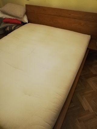 colchón futon 150x190 japonés