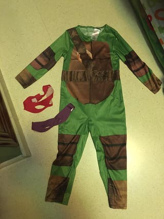 Disfraz niño Tortuga Ninja