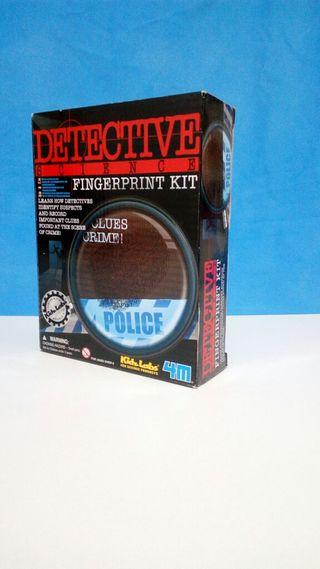 Juego de detectives