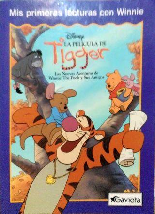 La pelicula de Tigger Disney ed. Gaviota 2000