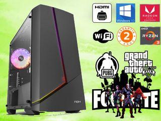 Pc Gaming Ryzen 3 2200G - CON FACTURA Y GARANTÍA