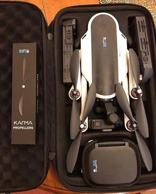 Drone Karma GoPro + estabilizador (Sin GoPro)