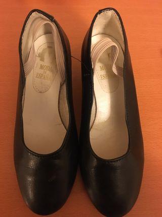 Zapato flamenca talla 31