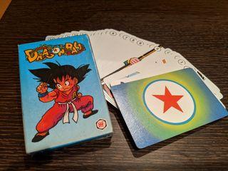 juego de cartas bola dragon dragon ball