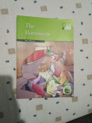 vendo libro en ingles The Borrowers