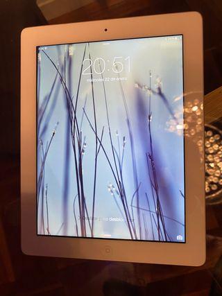 iPad 3 generación 32GB wifi Blanco