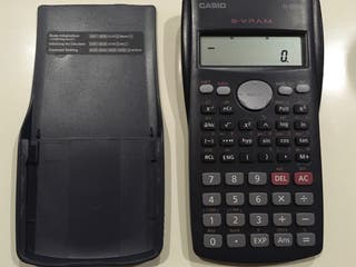 Calculadora Casio fx-82MS Original