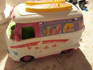 pinypon caravana