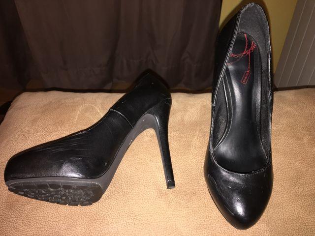 Zapatos tacón varios modelos