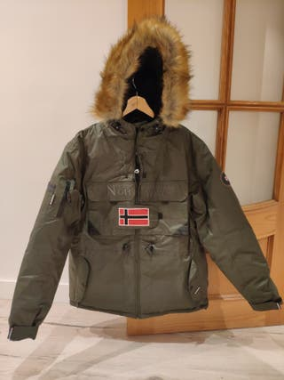 Parka Geographical Norway a estrenar