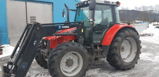 Massey Ferguson 6455!! tractor