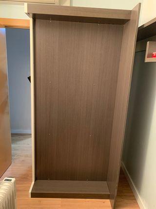 Cama simple madera + 3 cajones+ colchón