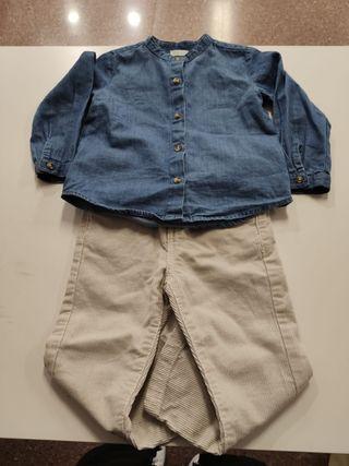 Pack Camisa+Pantalón