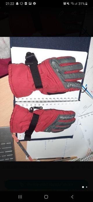 Pack de ropa de nieve