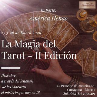 Taller La Magia del Tarot