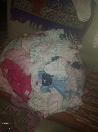 vendo lote de ropa de 0 a 3 meses
