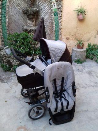 Carrito bebe marca Peg Perego Skate