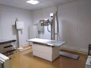 Aparato de rayos X General Electric
