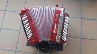 acordeon Dino Baffetti cromatico