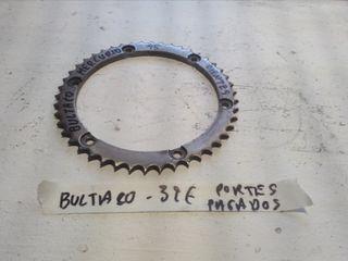 Plato de arrastre de Bultaco Mercurio