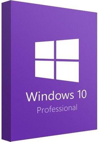Licencia Windows 10 Pro 32/64 bits original nueva