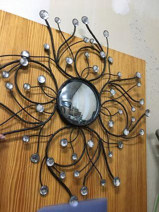 Espejo araña