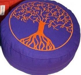 Cojín meditación ( zafu)