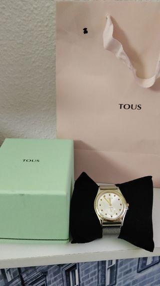 Reloj NUEVO TOUS!!!