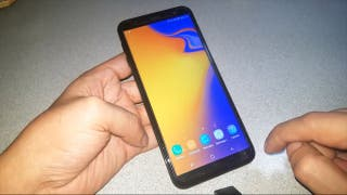 SAMSUNG GALAXY J4 PLUS 2018
