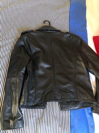 Levi's women leather jacket
