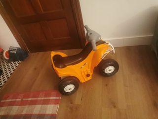 Quad moto para niño