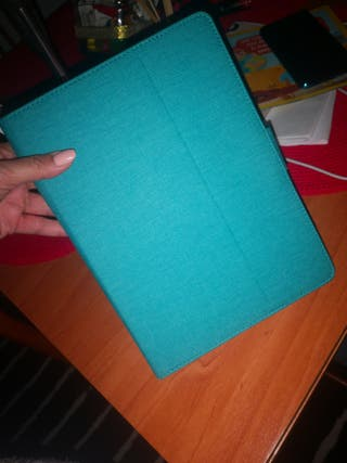 funda tablet libro