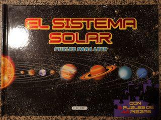 El sistema solar - Puzzles para leer