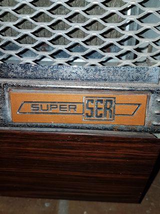 Estufa de butano Superser