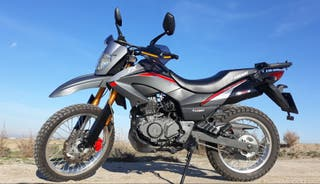 MOTO KEEWAY TX 125